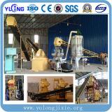 Pelota Xgj560 de madeira que faz a máquina o granulador de madeira da madeira da biomassa da máquina de granulação