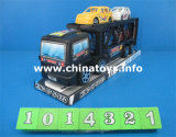 La plastica del regalo di promozione del rimorchio di attrito gioca l'automobile (1014321)