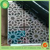 Il colore 304 ha inciso il prezzo della lamiera di acciaio dell'acciaio inossidabile in Arabia Saudita