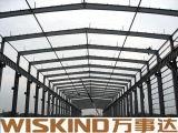 Struttura d'acciaio chiara prefabbricata Warehous con l'alta qualità