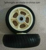 Rotella di gomma solida del pneumatico del camion di mano da 13 pollici