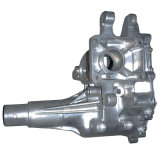 アルミニウムダイカストのエンジン部分(ADC-72)を
