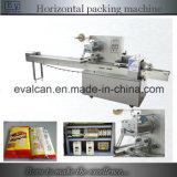 Máquina de embalagem automática da pipoca de micrôonda