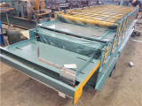 Types machine de la tôle de toiture de Double couche deux de panneau de toit