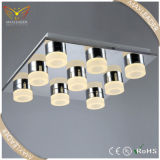 LED Ceiling Lights von Modern Chrome Decoration Acrylic Chandelier (MX7352)