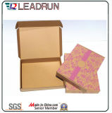 ポストの漫画のケースによって波形を付けられる保護の急使は運ぶペーパーボール紙の荷箱(YSM40g)を