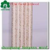 Sale caliente Waterproof Film Faced Plywood para Construction