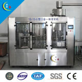 3 automatici in 1 Bottle Washing Filling Capping Machine
