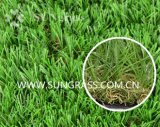 Grama artificial macia de Thionlon para o jardim (SUNQ-AL00071)