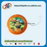 De populaire Plastic Kleurrijke Jojo van het Speelgoed van de Jojo met Aangepast Embleem