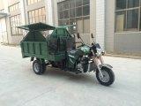 triciclo potente dell'immondizia 250cc con la pompa idraulica 2 tonnellate