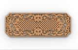 Машина маршрутизатора CNC головок Woodworking 3 для мебели
