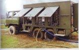 Unità mobile di depurazione di acqua