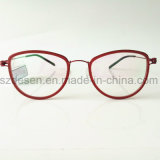 Custom Fashion Super Light Steel Wire Reading Glasses Optical Frame