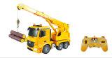 놀 것이다 아이를 위한 R/C 기중기 모형 장난감