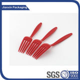 Пластичный контейнер еды (Spoon&Fork)