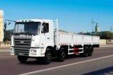Carro largo diesel del cargo bajo de rueda de Camc 6*4