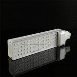 lámparas de 5W 7W 9W 10W 12W 13W SMD5050 LED Pl con la base del G-24 LED de E27 G23