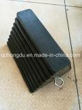 A corrosão durável do uso resiste o calço de borracha da roda
