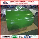 Ral3002 PPGI PPGL Ppcr Prepainted bobinas de aço laminadas