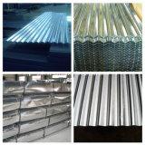 lamiera di acciaio ondulata galvanizzata tuffata calda di 0.13mm-0.8mm Cina Dx51d/strato del tetto