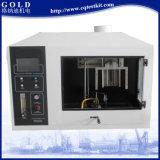 Тестер ISO11925 сгораемости или воспламеняемости строительного материала, DIN4102-1, DIN 53438