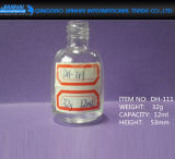 Botella de cristal del barniz del polaco del arte del clavo para el maquillaje cosmético