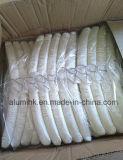 Bride de fixation de satin avec la bride de fixation en soie de coton de brides de fixation de crochet en métal