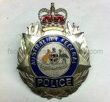 L'abitudine di alta qualità Badges i distintivi dei militari dei distintivi della polizia