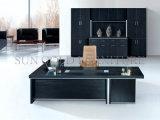 Moderne schwarze Executivschreibtisch-Büro-Möbel (SZ-OD011)
