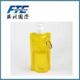 Бутылка воды оптовых горячих мер по увеличению сбыта пластичная складная