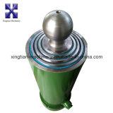 Cilindro hidráulico do curso curto para o reboque da descarga