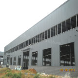Atelier métallique de fabrication d'acier préfabriqué avec qualité standard élevée