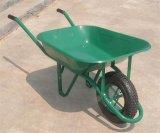 南アフリカ共和国の庭の一輪車Wb6400の熱い販売