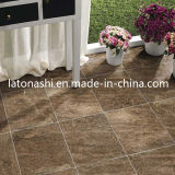 Travertino clásico, azulejos beige de la piedra del travertino para el piso y la pared