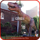 Динозавр юрской имитации парка высокой в натуральную величину