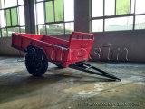 Трейлер 7c-1.5k для миниого трактора
