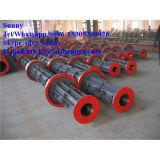 Machine de fabrication de poteaux de béton électrique Machine de tuyaux en fonte de ciment