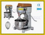 mezclador planetario del queso poner crema de las ventas calientes de 20L 30L 40L para la panadería