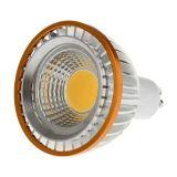 Diodo emissor de luz Bulb de PAR20 E27 7W Warm White 3000k COB
