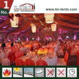 500の人結婚式および党のための贅沢な結婚式のテント