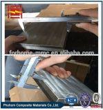 Alu 1100 Revestimento SUS304 Anodo Insert Welded Aluminum Guide Bar