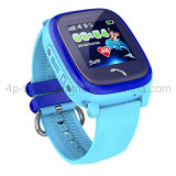 Enfants Tracker Watch / Montre GPS avec double positionnement (H3)