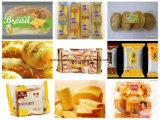 Пакета торта швейцарского крена подушки Flowpack машина упаковки азота упаковывая оборудования карты хлеба подачи автоматического горизонтальная для еды