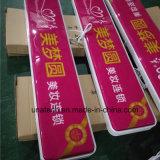 Коробка специального Signboard рекламируя средств алюминия СИД конструкции ультра тонкого светлая
