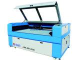 Grabador del laser de la cortadora del laser del CO2 para el cuero