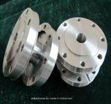 中国の工場は高精度カスタマイズされたアルミニウムCNCの機械化の部品を作った
