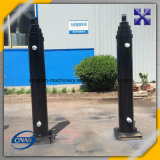 Cilindro hidráulico Certificated qualidade da parte frontal para o caminhão de descarga