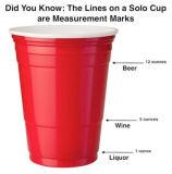 [16وز] فنجان مستهلكة بلاستيكيّة