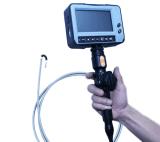endoscópio video industrial da inspeção de 6mm com articulação 2-Way, cabo de teste de 2m